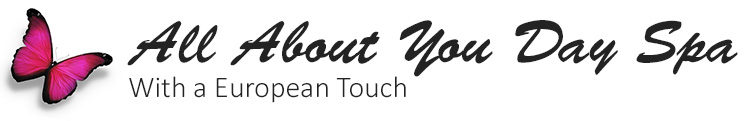 All About You Day Spa Logo